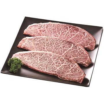 株式会社FUJI ふらの和牛 ももステーキ用 390g