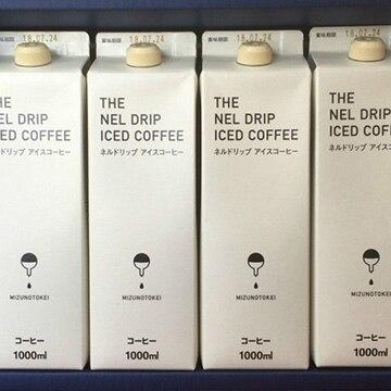 株式会社北山物産 「水の時計」のネルドリップアイスコーヒーギフト