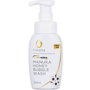 株式会社コサナ マヌカとオリゴの泡洗顔 200ml