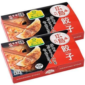 井辻食産株式会社 塩レモン餃子(20個入×2箱)