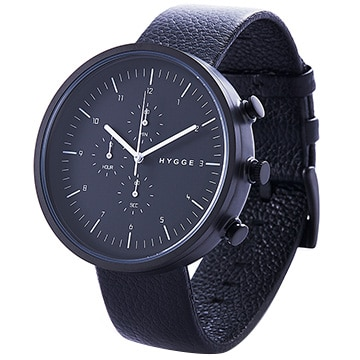 Hygge ヒュッゲ Horizon All Black