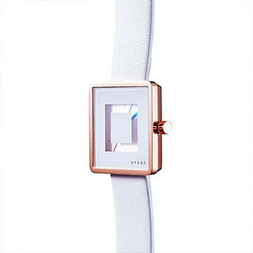 Hygge ヒュッゲ 2089 LEATHER / ROSE GOLD