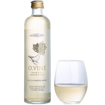 株式会社ライズワン ノンアルコール・ワインウォーター O.VINE スパークリング (白) 12本