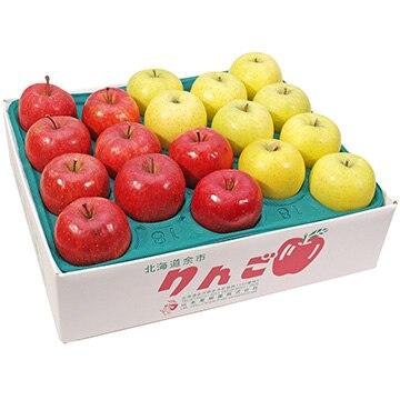 ギフト商社 株式会社FUJI 果樹園の2種のりんごセット 5kg