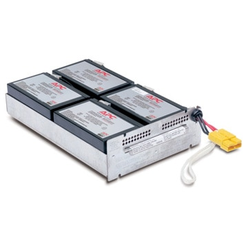 SchneiderElectricJapan SUA1500RMJ2U/SUA1500RMJ2UB交換用バッテリキット RBC24J
