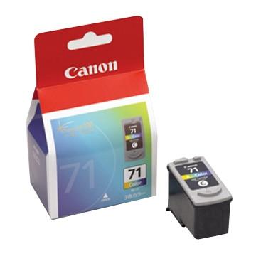 CANON FINEカートリッジ BC-71 3色カラー 0392B001