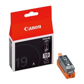 CANON インクタンク BCI-19BLACK 1506B001