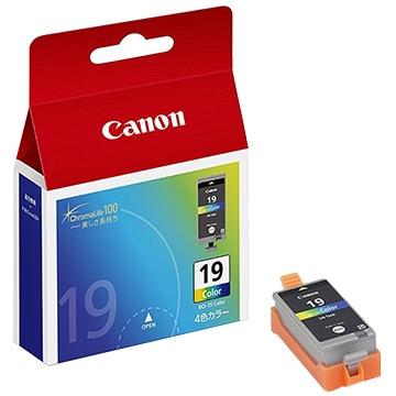 CANON インクタンク BCI-19 Color カラー 1510B001