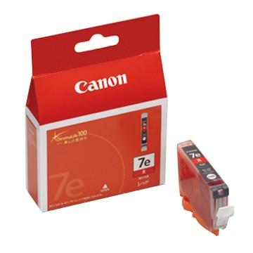 CANON BCI-7eR レッドインクタンク 0370B001