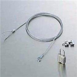 ELECOM ノートパソコン&マウスセキュリティロック ESL-10