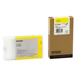 EPSON インクカートリッジ イエロー 220ml ICY39A