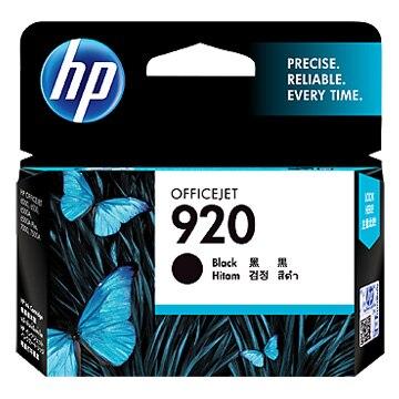 HP HP 920 インクカートリッジ 黒 CD971AA