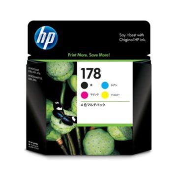 HP HP178 4色マルチパック CR281AA