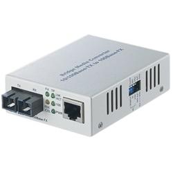BUFFALO 光メディアコンバータ 2芯マルチモード 2km LTR2-TX-MFC2R