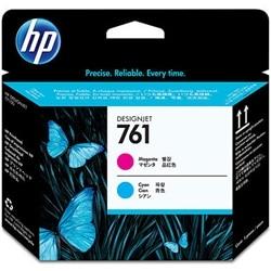 HP HP761 プリントヘッド マゼンタ /シアン CH646A