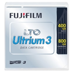 FUJIFILM LTO3カートリッジ 400/800GB LTOFBUL-3400GJ