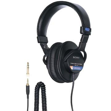 SONY ステレオヘッドフォン MDR-7506