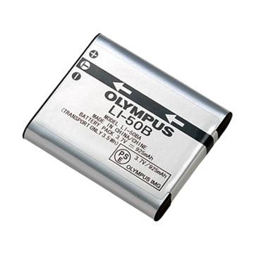 OLYMPUS リチウムイオン充電池 LI-50B