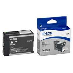 EPSON インクカートリッジ グレー 80ml ICGY48