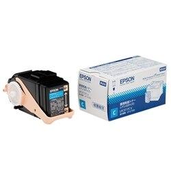 EPSON LP-S7100用 環境推進トナー/シアン/Sサイズ LPC3T17CV