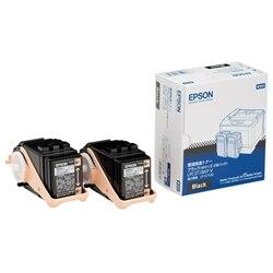 EPSON LP-S7100用 環境推進トナー/ブラック/Mサイズ×2 LPC3T18KPV