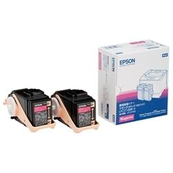 EPSON LP-S7100用 環境推進トナー/マゼンタ/Mサイズ×2 LPC3T18MPV
