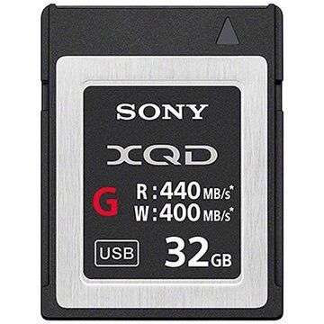 SONY XQDメモリーカード Gシリーズ 32GB QD-G32E
