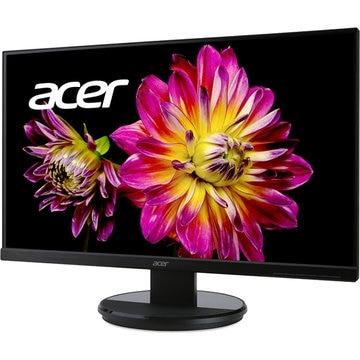 Acer 27型ワイド液晶ディスプレイ (非光沢/ブラック) K272HLEbmidx