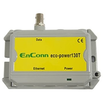 eco-power130T (BNC) PoE Ext over Coax