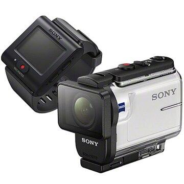 SONY デジタルHDカム アクションカム ライブビューリモコン付 HDR-AS300R