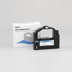 NEC ロングライフインクリボンカートリッジ(黒) PR-D700XX2-01