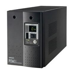 オムロン ソーシアルソリューションズ UPS(常時インバータ) 500VA/350W:縦置 BU50SW