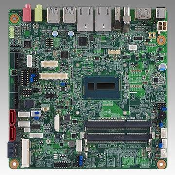【送料無料】アドバンテック(ADVANTECH) i5-5350U/Cel 3755U Mini-ITXマザーボード AIMB-231G2-U3A1E