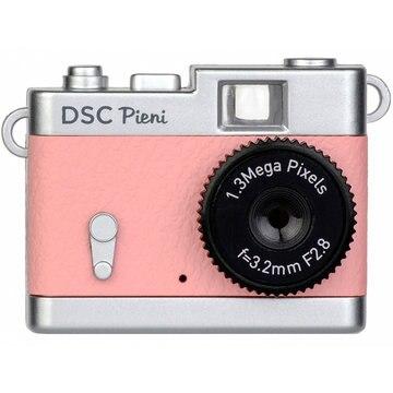 ケンコー [クラシックカメラ風トイデジカメ] DSC Pieni コーラルピンク DSC-PIENICP