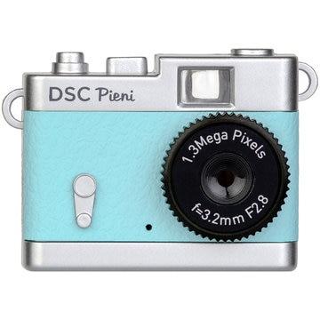 ケンコー [クラシックカメラ風トイデジカメ] DSC Pieni スカイブルー DSC-PIENISB