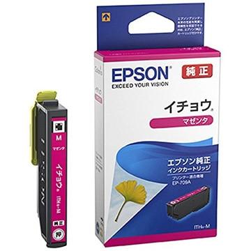 エプソン カラリオプリンター用 インク/イチョウ(マゼンタ) ITH-M