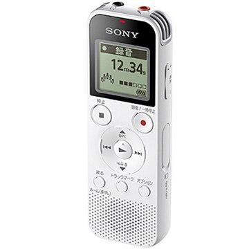 SONY ステレオICレコーダー 4GB ホワイト ICD-PX470F/W