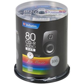 三菱電機 CD-R 700MB 80分 48x スピンドル100P ホワイト MUR80FP100SV1