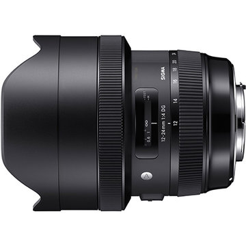 12-24mm F4 DG HSM | Art キヤノン用