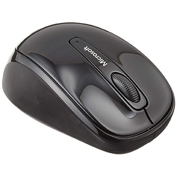L2 Wireless Mobile Mouse 3500 Black