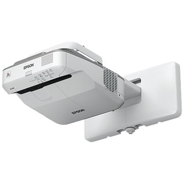 EPSON ビジネスプロジェクター/壁掛け対応/3500lm/XGA EB-680