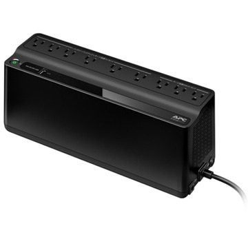 SchneiderElectricJapan ES 550 9 Outlet 550VA 1 USB 100V BE550M1-JP