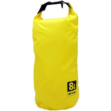 Light Weight Stuff Bag 撥水 8L イエロー