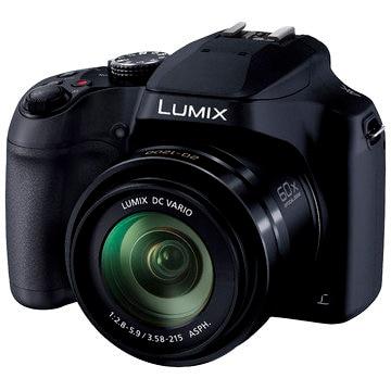 Panasonic デジタルカメラ LUMIX FZ85 (ブラック) DC-FZ85-K