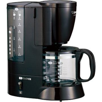 象印マホービン コーヒーメーカー カップ6杯分 ダークブラウン EC-AK60TD
