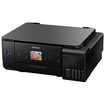 EPSON A4カラーIJ複合機/エコタンク/多機能/5色/SD対応 EW-M770T