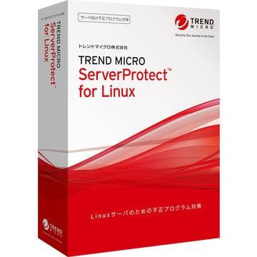 トレンドマイクロ PKG ServerProtect for Linux 新規 SPZZLLJ3XSBOPN3702Z