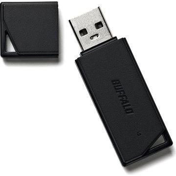 バッファロー USB2.0 どっちもUSBメモリー 16GB ブラック RUF2-KR16GA-BK
