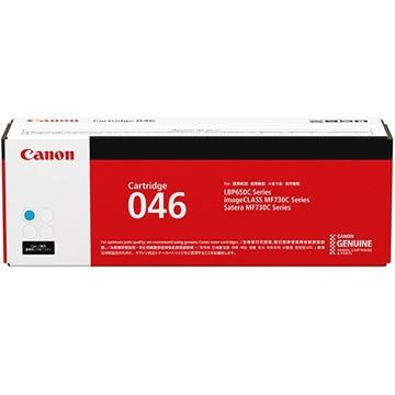 CANON トナーカートリッジ046(シアン) 1249C003