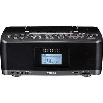TOSHIBA SD/USB/CDラジオ ガンメタリック TY-CWX90(KM)